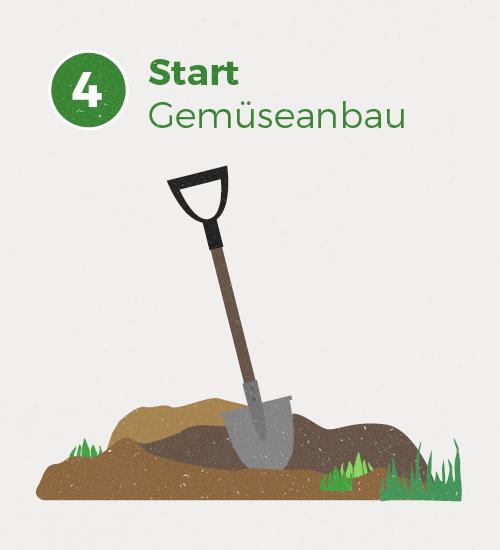 Anfang 2018 startet voraussichtlich das Gärtnerteam mit der Anbauplanung und zieht die ersten Jungpflanzen auf.
